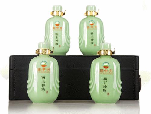 田中升高端养生长寿礼品酒佛瓶精品版