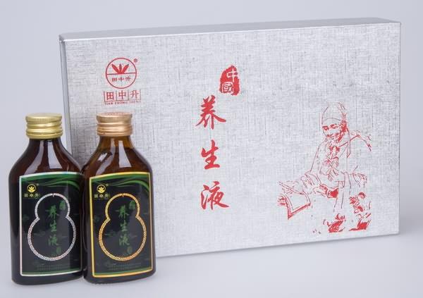 田中升中国养生液系列